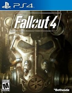 Fallout 4 Brand New minus the plastic.