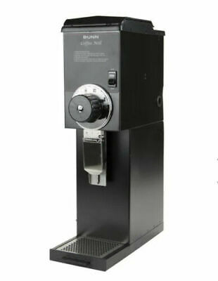 Coffee Grinder Bunn Industrial Commercial Deluxe Coffee Mill G3 Hd