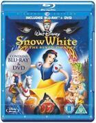 Snow White Blu Ray