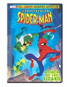 SET OF SPIDER MAN DVD'S FOR SALE ONLY $10.00 FOR 6 DVD'S