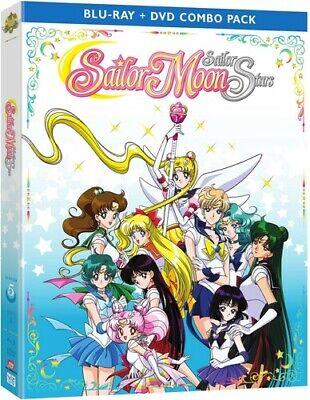 Sailor Moon Sailor Stars Pt 2: Season 5 Blu-ray