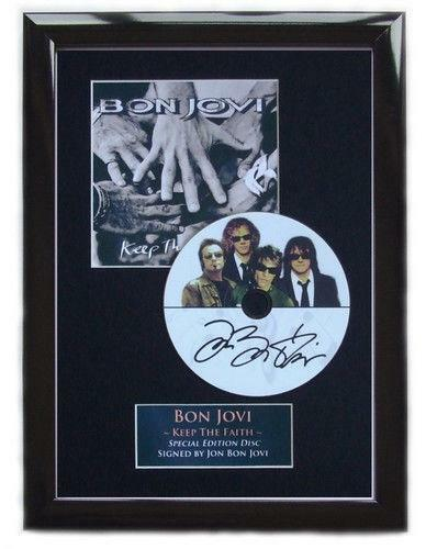 Bon Jovi Signed Ebay