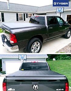 Roll up tonneau cover for 2009-2019 Dodge Ram (new in box)