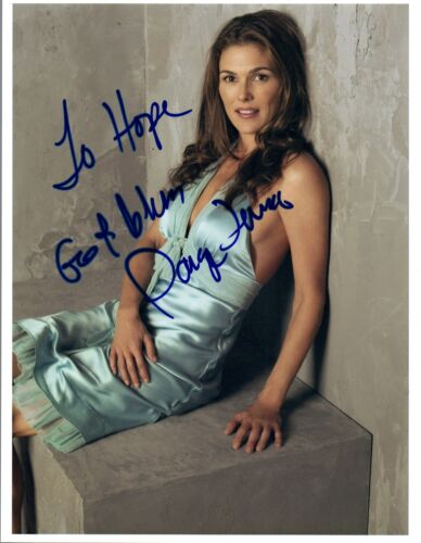 Paige Turco Signed Autographed 8x10 Photo The 100 Person of Interest COA VD