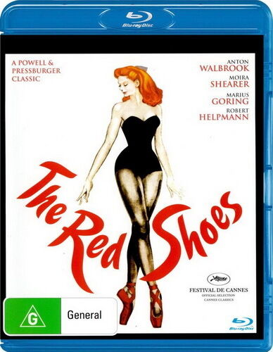 The Red Shoes - NEW Blu-Ray