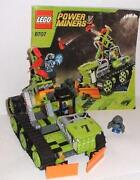 Lego Power Miners Sets