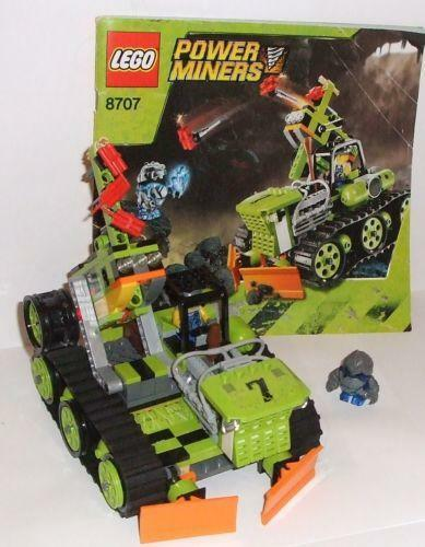 Lego power miners sets ebay for Ebay badezimmermobel set