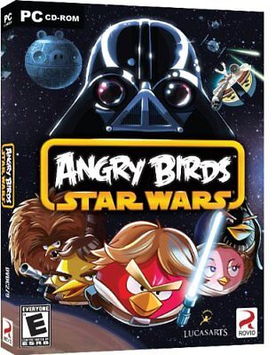 Computer Games - Angry Birds Star Wars PC Games Windows 10 8 7 XP Computer starwars puzzle arcade