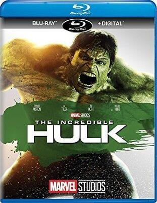 The Incredible Hulk [New Blu-ray]