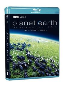 Planet Earth: The Complete Collection [Blu-ray New]