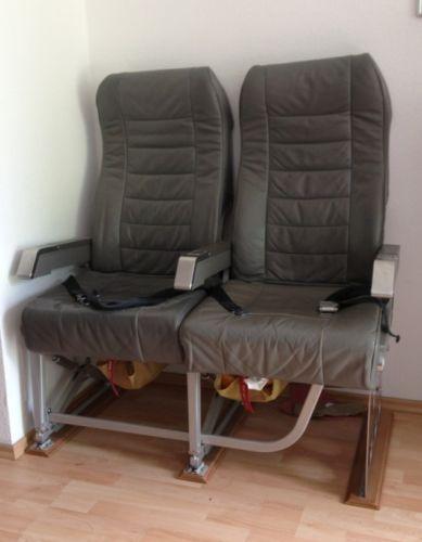 flugzeugsitze flugzeugteile bordausr stung ebay. Black Bedroom Furniture Sets. Home Design Ideas