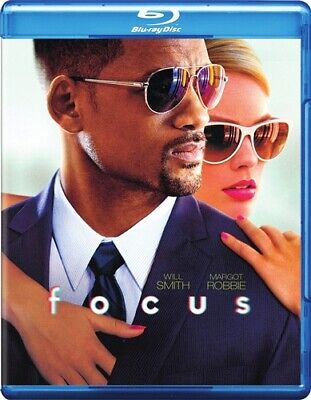 FOCUS New Sealed Blu-ray Will (Focus Smith)