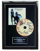 Fleetwood Mac Signed