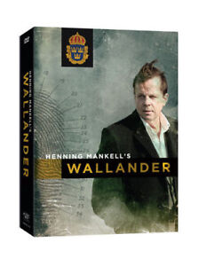 WALLANDER  7DISC DVD SET 2012   VERY GOODLIKE NEW  FREE SHIPPING - New York, New York, United States - WALLANDER  7DISC DVD SET 2012   VERY GOODLIKE NEW  FREE SHIPPING - New York, New York, United States