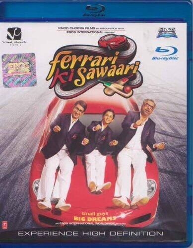 Ferrari Ki Sawaari; BRAND NEW, FACTORY SEALED (Blu-ray, 2012)