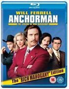 Anchorman Blu Ray