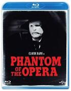 Phantom of The Opera Blu Ray