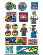 Lego Scrapbook