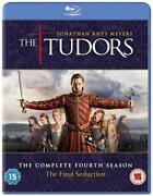 The Tudors Blu Ray