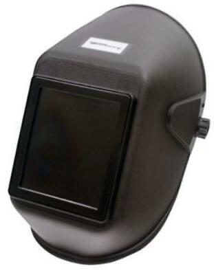 Forney 55673 Fixed Lens Welding Helmet 4-12x5-14 Black