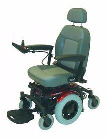 Shoprider Lugano Heavy Duty Powerchair