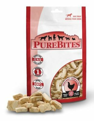 PureBites Chicken Breast for Dogs, 6.2oz/175g -100 %Pure and Natural  100% Natural Chicken Breast