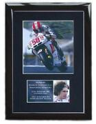Marco SIMONCELLI Signed