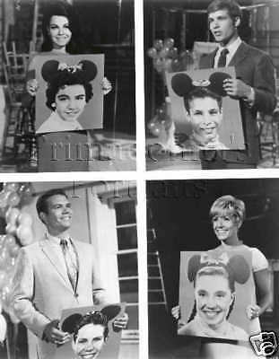 - Mousketeer Mousekateers Mickey Mouse Club b&w photo #18 Annette Funicello