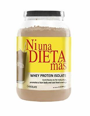 Ni Una Dieta Mas Whey Protein Isolate 0685239846973 For Sale Online