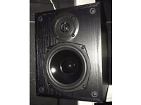 6 x Wharfedale 'Program 30D.6' Speakers. RRP £345 (inc brackets and speaker wire)