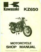 Kawasaki KZ650 Manual