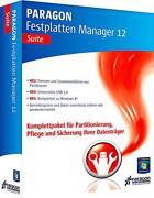 Paragon Festplatten Manager 12