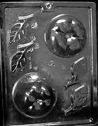 Apple Candy Mold