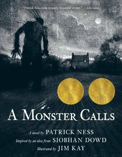 A Monster Calls: Inspired By An Idea From Siobhan