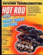 Hot Rod Magazine 1972
