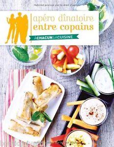 Livre de cuisine ap ro d natoire entre copains ebay for Cuisine entre copains