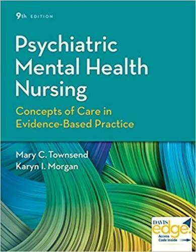 [PD.F] Psychiatric Mental Health Nursing  9th Edition