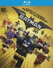 The Lego Batman Movie 3D Blu-ray Discs