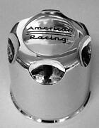 American Racing Wheel Center Cap
