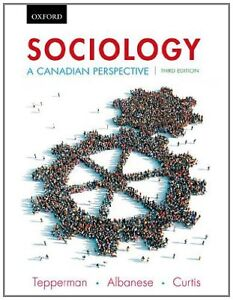 Sociology - A Canadian Perspective 3rd ed