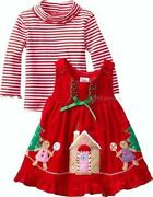 Holiday Dress 4T