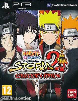 Bandai Naruto Shippuden Ultimate Ninja Storm 2 Collector'...