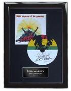 Bob Marley Signed