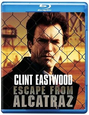 Escape From Alcatraz [New Blu-ray] Ac-3/Dolby Digital, Dolby, Widescreen