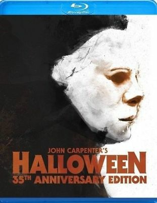 HALLOWEEN New Sealed Blu-ray 1978 35th Anniversary Edition RARE OOP HORROR - Halloween 35th Anniversary Edition