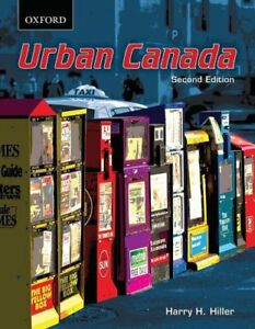 Urban Canada Second Edition by Harry Hiller