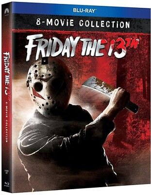 Friday The 13th: Ultimate Collection Blu-ray