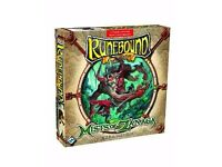 Fantasy Flight: Runebound 2nd Edition: Mists Of Zanaga: Brand New & Sealed