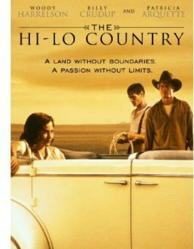 Hi-Lo Country - 2 DISC SET (2012, REGION 1 DVD New)