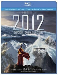 2012 Two Disc Special Edition Blu ray
